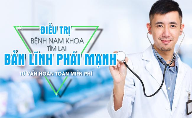 Bệnh viện nào chuyên khoa nam uy tín tại Nam Định?