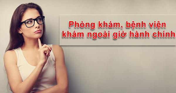 Bệnh viện khám ngoài giờ hành chính uy tín nhất tại Nam Định