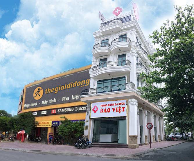 Địa chỉ phòng khám phụ khoa ở Nam Định uy tín